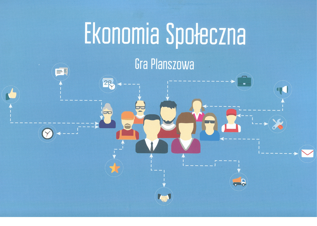 Ekonomia Społeczna Plakat